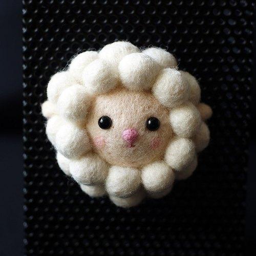 世界上最可爱的羊