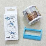 mt和紙膠帶切割器mt Nano【45-50mm(MTTC0020)】