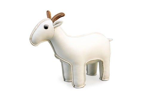 Zuny Classic-山羊造型擺飾紙鎮(白色)