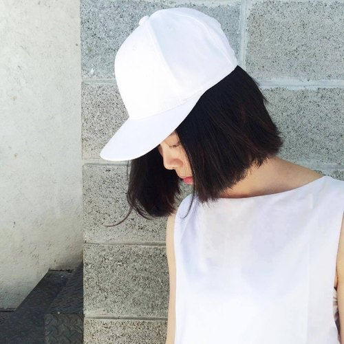 HAO COTTON SNAPBACK-純棉棒球帽
