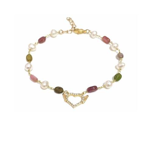 配件饰品 手链/手环 宝石  设计馆 联系设计师 商品分类 商品材质 可