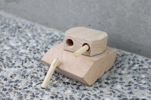 木制坦客钉钉放置台 - 木头吓吓   pinkoi