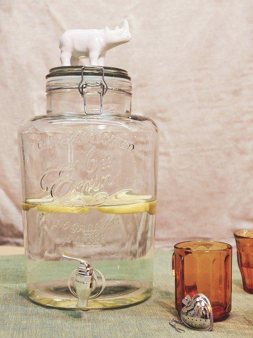 DULTON 雞尾酒玻璃壺  /  野餐 派對專用飲料壺 6L