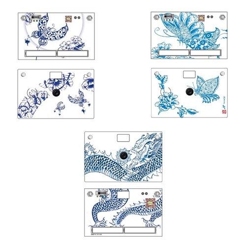 Paper Shoot 紙可拍 創意紙相機「替換外殼加購--水墨畫系列」(不含相機)