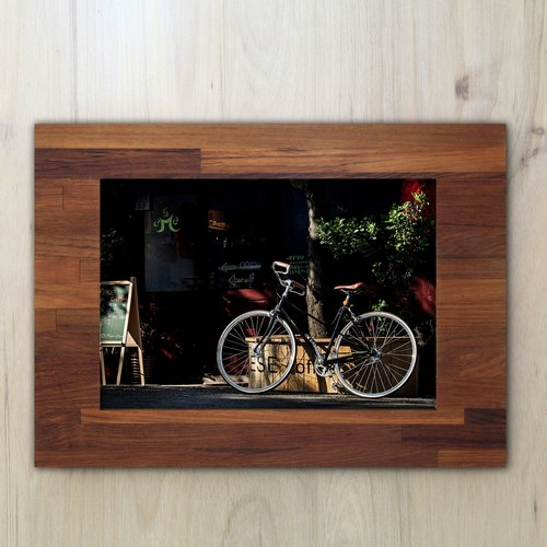 木制相框制作方法