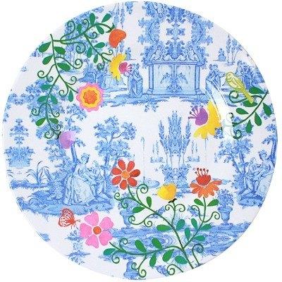 "ginger │ 丹麦泰国设计-我的秘密花园-10""餐盘"