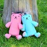 CB 小熊 攜帶型多功能 四季被 -(2入組)天藍色、櫻花粉各1 原價$3160 特惠價$1398(每入特價$699)