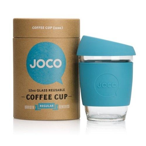 JOCO - 城市隨行杯12oz(藍色)
