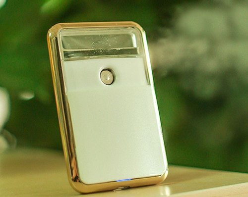 【CARD】CUA 多功能超音波振動美顏噴霧機