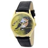 彩色鳥手錶