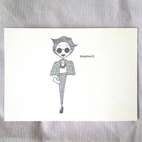 萬用明信片-A007