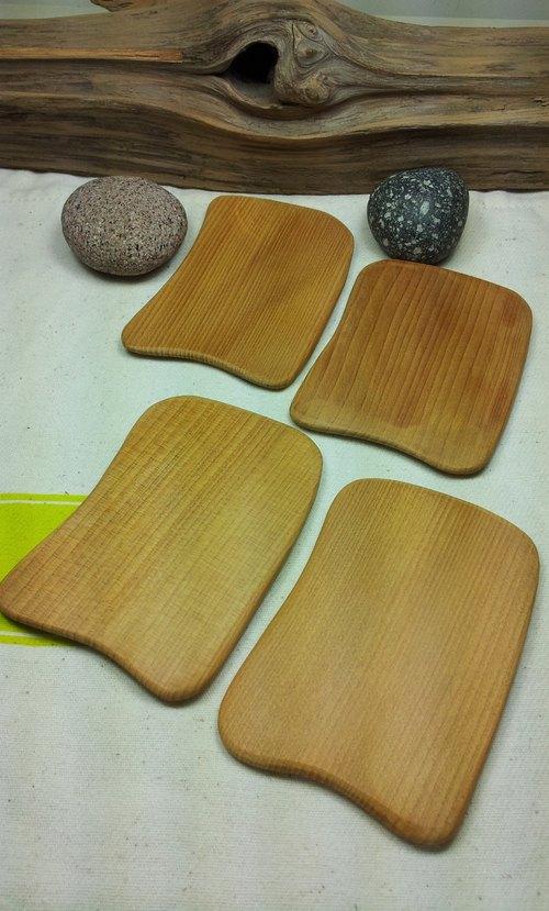 台灣肖楠木刮痧板