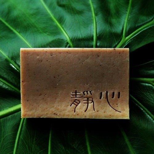 【艋舺肥皂】靜心皂-檜木皂-手工皂.手工肥皂.手工香皂《阿里山檜木精油》文創.設計.創意