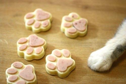 ||製皂工人手工皂|| 貓掌寵物皂