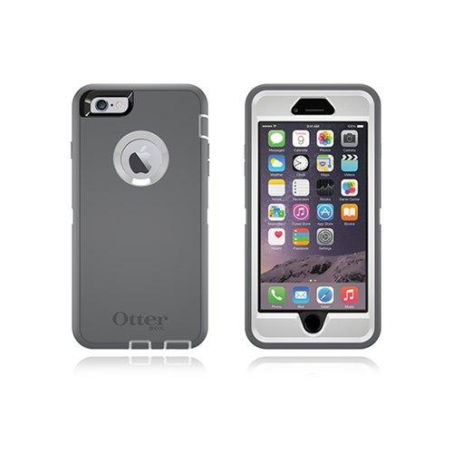 OtterBox Defender 防禦者系列 iPhone 6 Plus 灰白