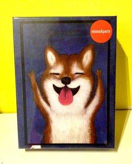 emmaAparty插畫拼圖::Rocker 柴犬(300片)