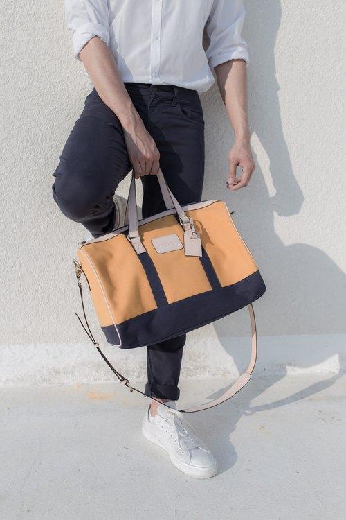 gentlefolk's duffel bag