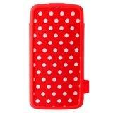 Vacii Haute 5-inch phone Case - Minnie Red