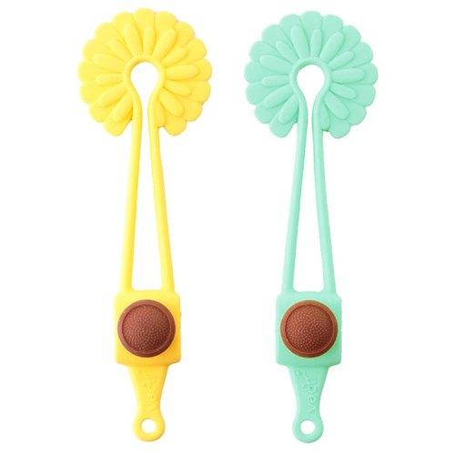 Vacii Sunflower 向日葵整線器-黃&藍