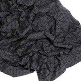 Folding A-Part Blanket black