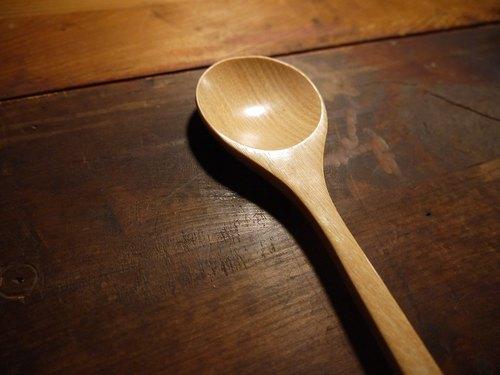 木制餐具-长调羹