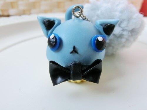 貓貓杯子蛋糕--龐貝藍琴酒