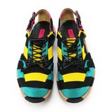Alice's Journey M1139 MixStripe Summer Sandal