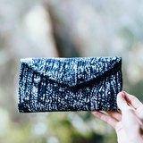 南庭系列包/手拿皮夾包(斑馬紋)。手拿包。皮夾