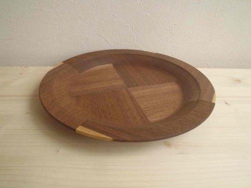 木头材质 拼贴样式 木盘