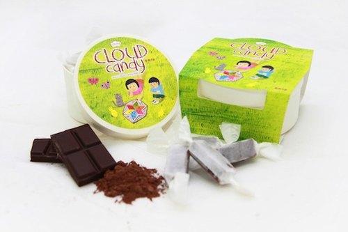 可可口味鮮牛奶糖 (Cocoa Milk Candy)
