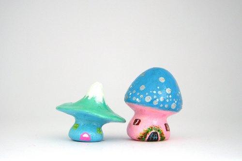 屋/幸福星空 蘑菇