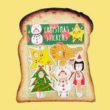 聖誕貼紙組