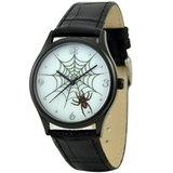 萬聖節手錶(蜘蛛+網)