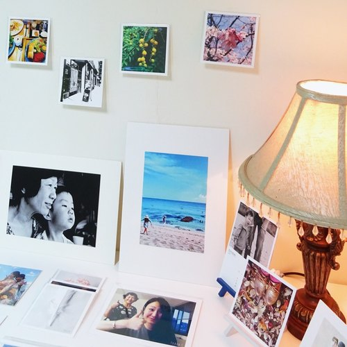 好時光|專屬你的裱框照片(A4)   輕鬆  簡約風格  居家佈置  家飾用品