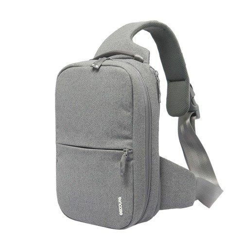 incase quick sling bag时尚简约快速单肩斜背包 (灰)图片