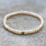 <☞ HAND IN HAND ☜> 天然珍珠-大美人魚 手環 (0467)