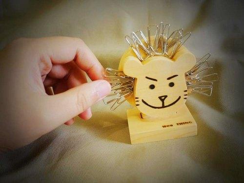手工制作 台湾出品 原创商品 传说中拔到狮子的鬃毛就可以长头发?
