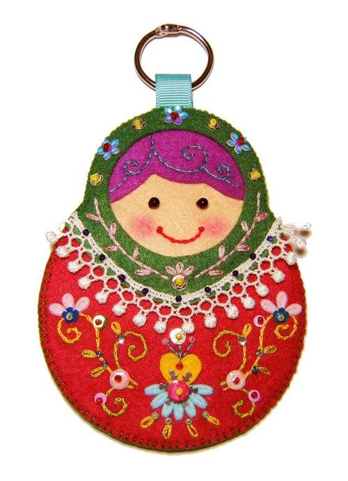 俄羅斯娃娃卡套#022