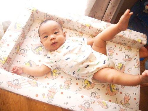 動物星球嬰兒尿布墊/尿布台