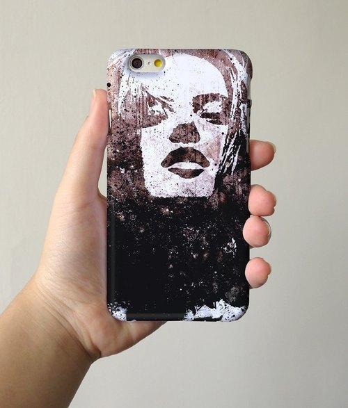 iPhone 6 Case 手機殼, iPhone 6 Plus Case 手機套, Freshion 原創設計師品牌 - 白磚牆塗鴉