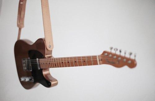 幼儿园吉他手工制作