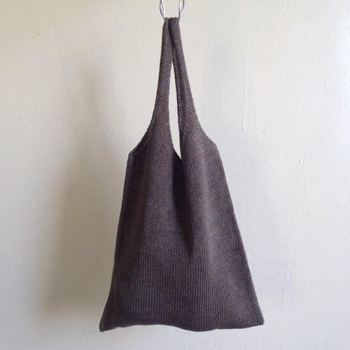 晓钩针编织包包