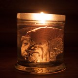 EYE LAB 二分之一Baby罐裝造型香氛蠟燭 700ml
