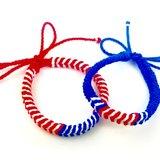 「右款-寶藍編繩(紅條紋在前)」