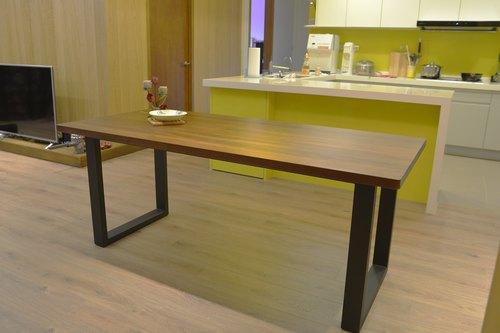 口字型桌脚_餐桌/工作桌 - 设计师 锐龙工艺设计
