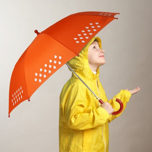 Suck UK【可變色雨傘-孩童版】