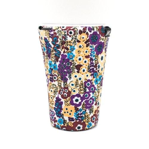 BLR 萬用 杯架 可拆式 多用途 飲料杯套 乾燥花 WD22