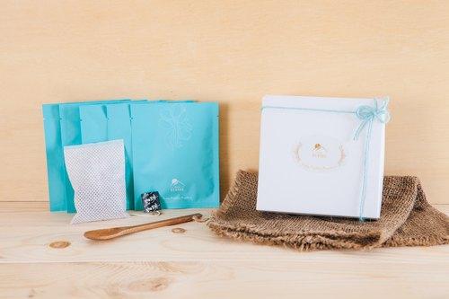 【KOFEEL】璞系列茶袋式咖啡袖珍盒*5入-台灣阿里山咖啡新鮮研磨