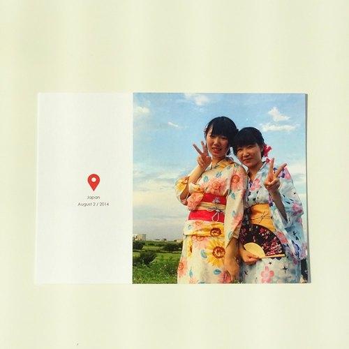好時光 | 專屬你的明信片-08 (旅行 打卡 生活 紀錄)