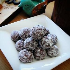 巧克力饼干可爱图片